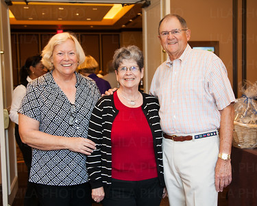Joann Buckley, Betsy Hegg, Doug Fisher
