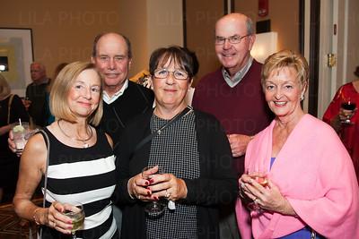 Chrissy & Rick Keeler, Barbara & Jack Corcoran, Vicki Slade