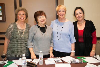 Judy Fabrizio, Marie Slepakoff, Donna Testa, Sharna Lasky