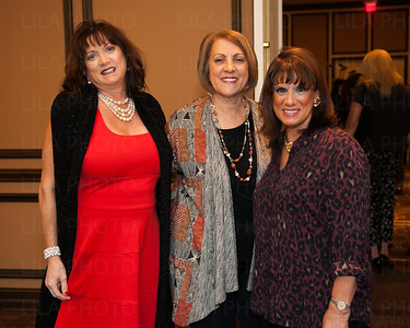Stacy Hopkins, Lucy Ferris, Marlene Sigourney