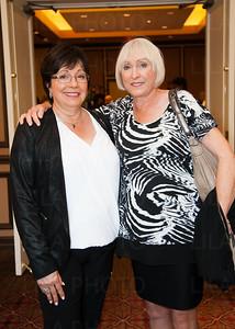 Pat Aslanis, Barbara Konrad