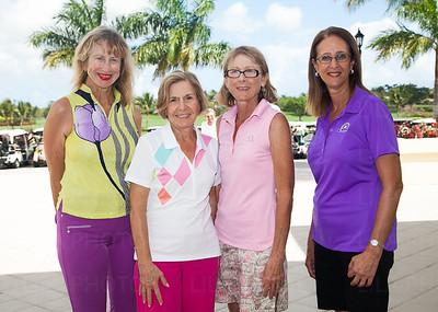 Barbara Fitzgibbon, Lee Ostrowski, Nancy Holtman, Joanne Feldman