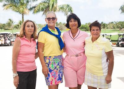 Leslie Carpe, Melody Alstodt, Joyce Covnick, Vickie Abrutyn
