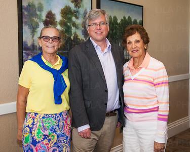 Melody Alstodt, Dr. Kendall Nettles, Bea James
