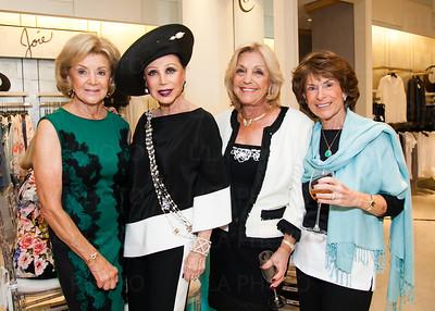 Betsy Bernstein, Joan Schwartzman, Marian Wiseman, Judy Chesler