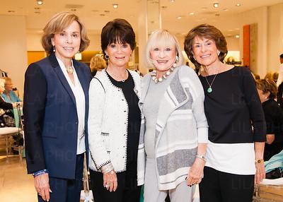 Caroline Goldman, Anita Schwartz, Joan Isaacson, Judy Chesler