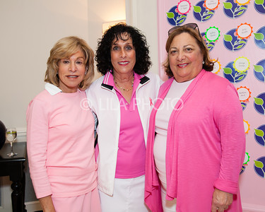 Gale Salz, Esther Glasser, Irene Miller
