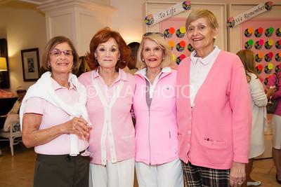 Marilyn Greenspan, Carol Wilsker, Jayne Cohan, Joan Barovick