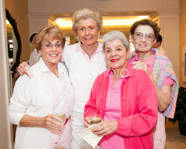 Gloria Sack, Elaine Shindler, Ilene Gerber, Elinor Zwerling