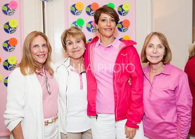 Gloria Slass, Lois Jacobson, Marie Kravecas, Barbara Lewis