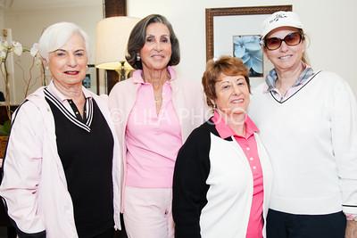 Barbara Leibowitz, Helene Katz, Erna Liebovich, Karen Slosberg