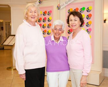 Doris Ackerman, Zelda Cohen, Marjorie Torgan