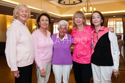 Doris Ackerman, Marjorie Torgan, Zelda Cohen, Robin Epstein, Barbara Newman