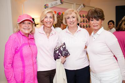 Joan Isaacson, Elaine Sussman, Kay Lokoff, Anita Schwartz