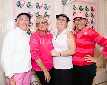 Ellen Pollack, Carole Barhma, Sima Pomerantz, Beth Burstein