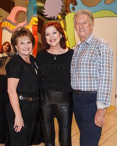Connie Frankino, Gigi & John Fisher