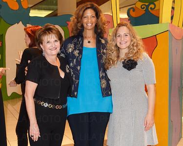 Connie Frankino, Angela Sweeting, Marlo Massey
