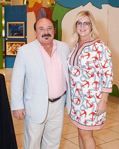 Michael Spaziani, Laurine Hamilton