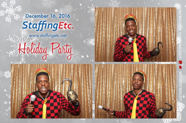Staffing Etc 2016 Holiday Party