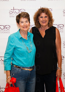 Nancy Glassman, Beverly Gregory