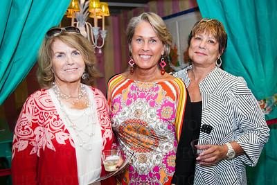 Carol Ann Green, Lisa Spalt, Jemie Hopkins