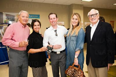 Rod & Carole Hartless, Rich & Emily Wilson, Tony Jordan