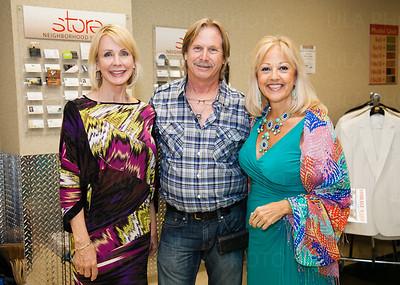 Sandi Lyman, Gary Morris, Susan Morgan