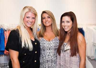 Lauren Cotton, Kristina Kallas, Jacki Campany