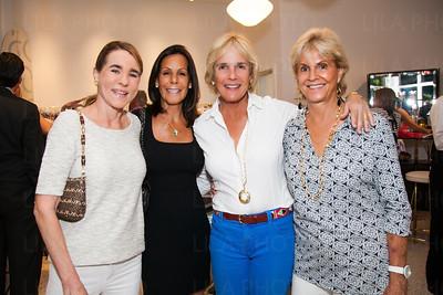 Toinette Boalt, Dede Merck, Liza Pullitzer, Nellie Benoit