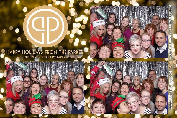 The Parker 2016 Resident's Holiday Party