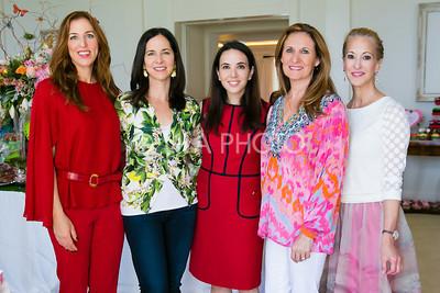 Darcie Kassewitz, Nancy Richter, Johanna Kandel, Kathy Leone, Laura Munder