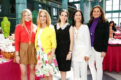 Hilary Jordan, Laura Munder, Johanna Kandel, Nancy Richter, Kathy Leone