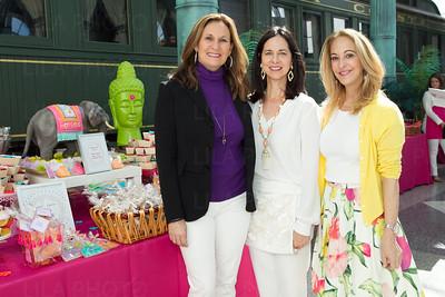Kathy Leone, Nancy Richter, Laura Munder