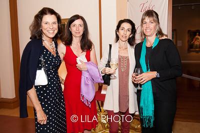Stephanie Conrad, Vesna Oelsnar, Tricia Mahaney, Gaiana Bastitta