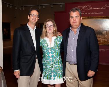 William Hamm Jr., Missy Geisler, Paul Reynolds