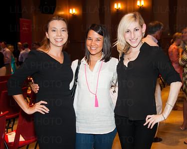 Lindsey White, Jenny Alcebo, Jen Lubell