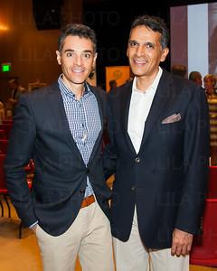 John Corey, Miguel Rosales