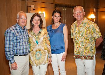 Tom & Carol Kirchhoff, Katherine Shenaman, Mark Foley