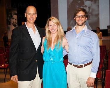 Ezra Hubbard, Katie Orthwein, Brendan Boyle