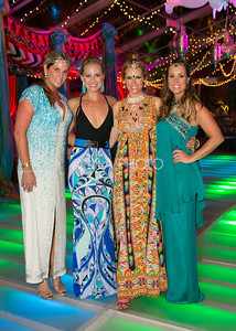 Mary Baker, Sara Groff, Binkie Orthwein, Tracy Smith © LILA PHOTO