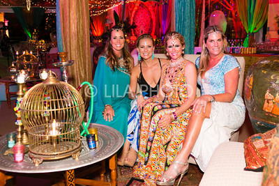 Tracy Smith, Sara Groff, Binkie Orthwein, Mary Baker  © LILA PHOTO