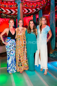 Sara Groff, Binkie Orthwein, Tracy Smith, Mary Baker,  © LILA PHOTO