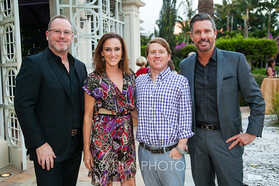 Matt Holland, Kristy & Grier Pressly, Bryan Walsh