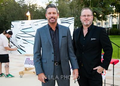 Bryan Walsh, Matt Holland