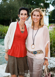 Patricia Mahaney, Mercedes Delcleux