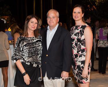 Carol & Thomas Kirchhoff, Nicole Kirchhoff