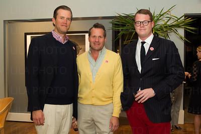 Eric Waldin, Scott Moses, Alexander Ives