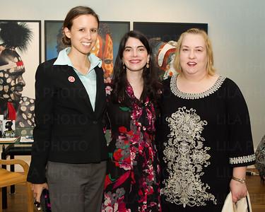 Summer Matthews, Xiomi Murray, Sue Gibson