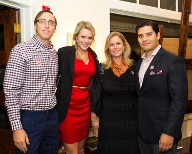 Matthew & Laura Hignight, Shanon & Juan Pertel