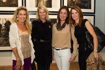 Liz Kelly, Binkie Orthwein, Kristen Walsh, Anna Miller